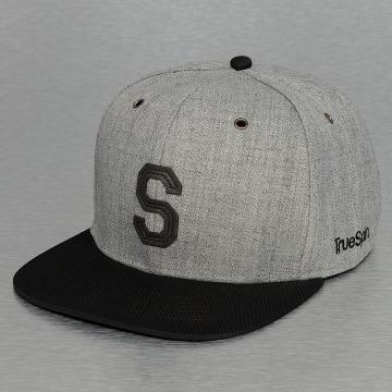 TrueSpin Snapback Cap ABC-S Wool gray