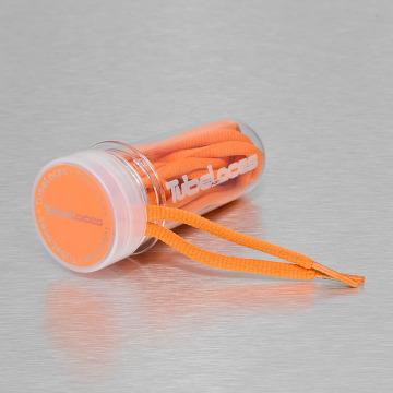 Tubelaces Shoelace Pad Laces 130cm orange