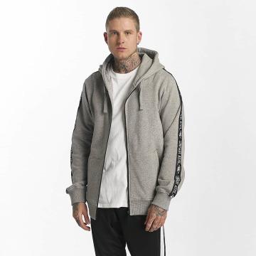 UNFAIR ATHLETICS Hoodie Taped gray