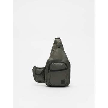 Urban Classics Bag Multi Pocket olive