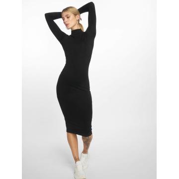 Urban Classics Dress Ladies Turtleneck black