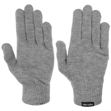 Urban Classics Glove Knitted gray