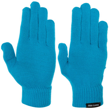 Urban Classics Glove Knitted turquoise