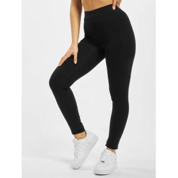 Urban Classics Leggings/Treggings Jersey black