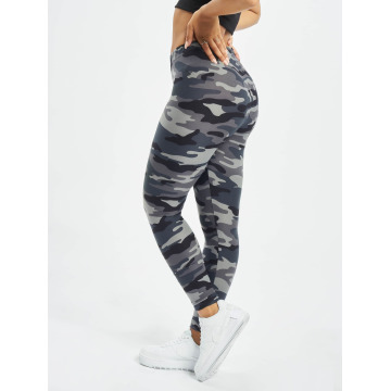 Urban Classics Leggings/Treggings Camo camouflage