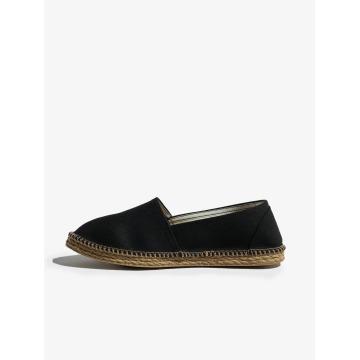 Urban Classics Sandals Canvas black