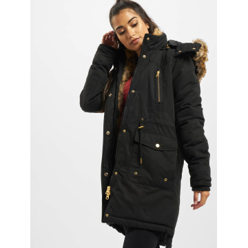 Urban Classics Winter Jacket omega black