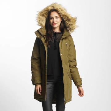 Vero Moda Coats vmTrack Expedition 3/4 olive