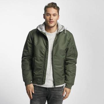 Vintage Industries Bomber jacket Westend olive