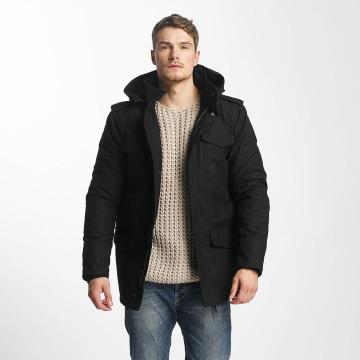 Vintage Industries Winter Jacket Darren black