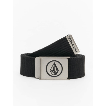 Volcom Belt Circle Web black