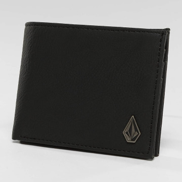 Volcom Wallet Slim Stone black