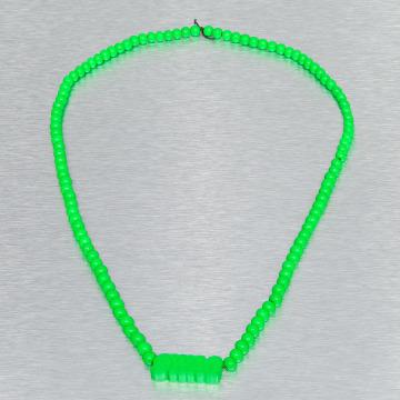 Wood Fellas Necklace Swag green