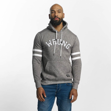 Wrung Division Hoodie State gray