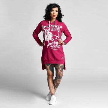 Yakuza Dress Armor Wears Hooded pink