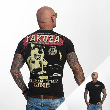 Yakuza T-Shirt  Along the Line T-Shirt B...