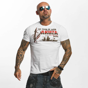 Yakuza T-Shirt Havoc white