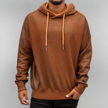 Yezz Hoodie Brok brown