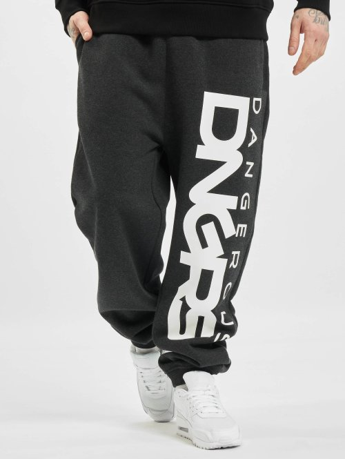 Dangerous DNGRS Sweat Pant Classic gray