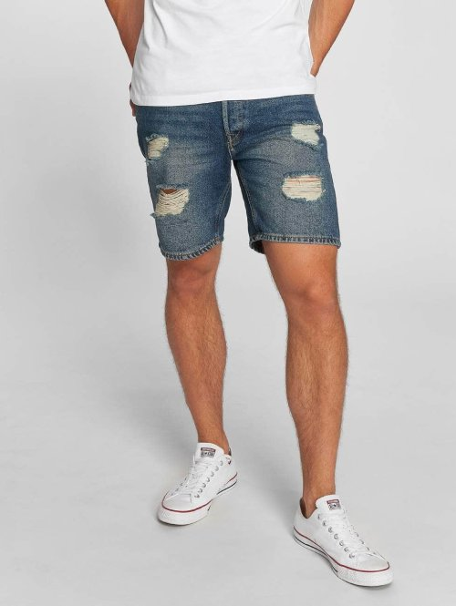 Jack & Jones Short jjiRick Camp blue