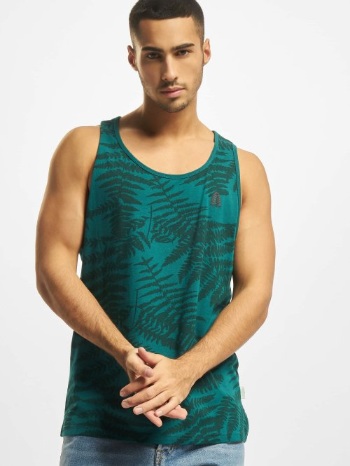 Just Rhyse Tank Tops Zorritos green