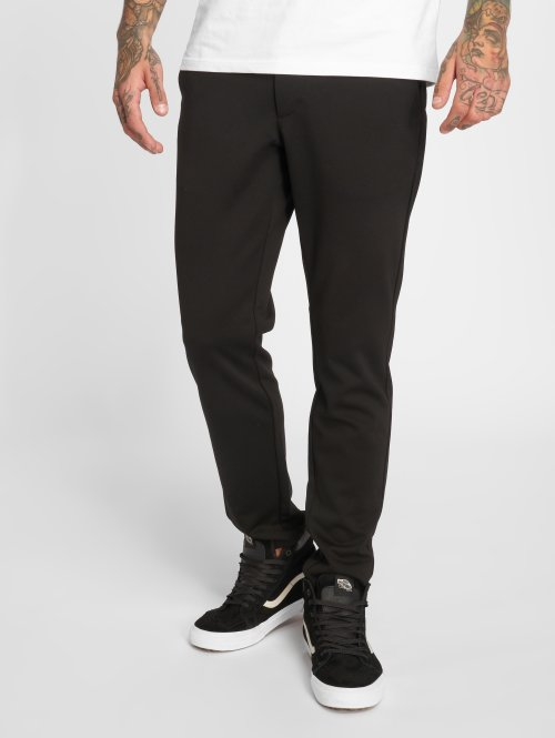 Only & Sons Chino pants onsMark black