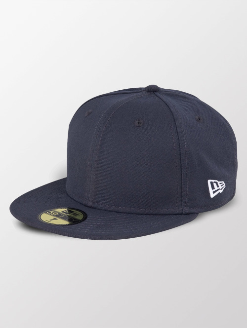 New Era Fitted Cap  gray