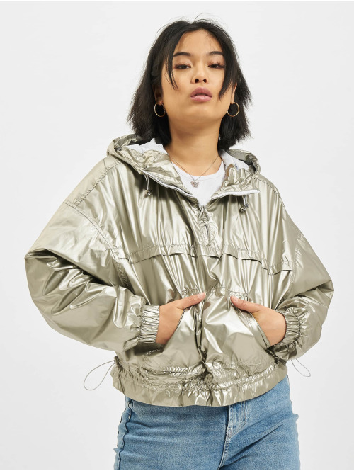 DEF Lightweight Jacket  Glossy Jacket Light Gold...