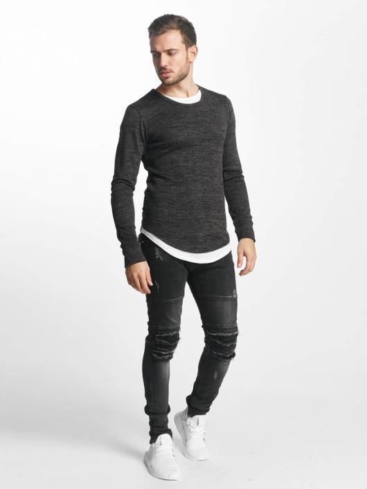 Aarhon Slim Fit Jeans Italio black