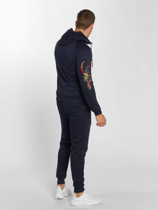 Aarhon Suits Stitch blue