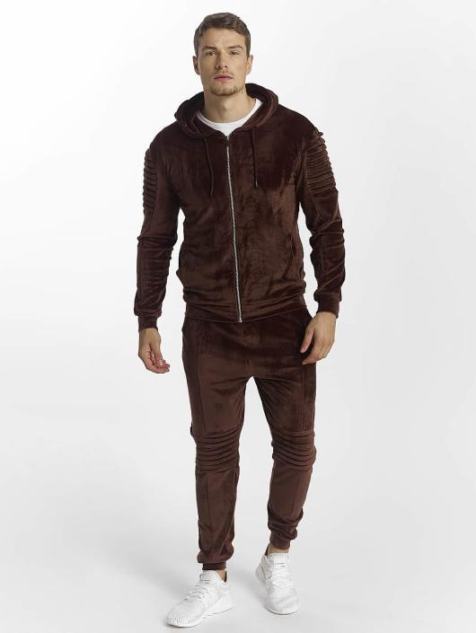Aarhon Suits Velour brown