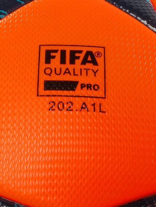 adidas originals Ball Final 17 Offical Match orange