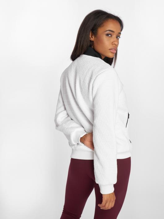 adidas originals Bomber jacket Bomber Track Top white