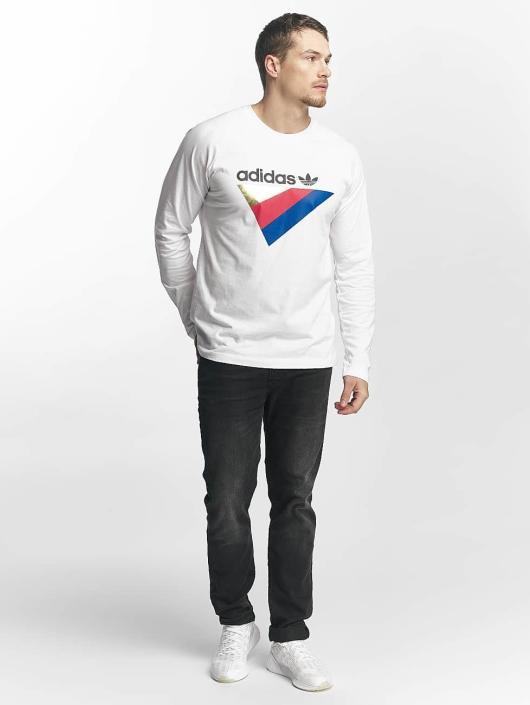 adidas originals Longsleeve Anichkov white