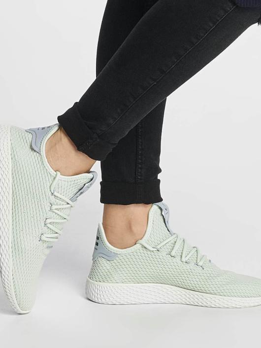 adidas originals Sneakers Pharrell Williams  Tennis HU J green