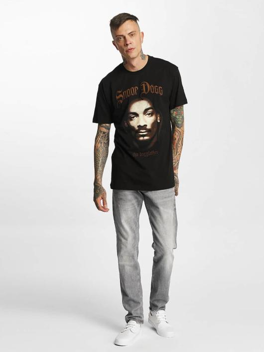 Amplified T-Shirt Snoop Dogg - Dogfather black