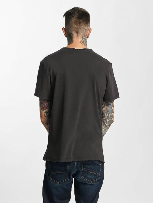 Amplified T-Shirt Run DMC Silhouette gray