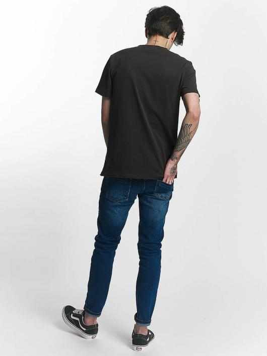 Amplified T-Shirt The Clash Guns Of Brixton Tour gray
