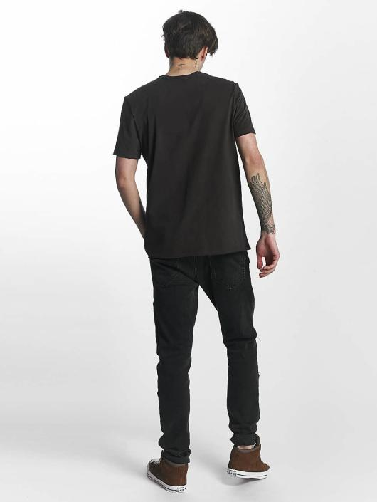 Amplified T-Shirt Metallica The Black Album gray