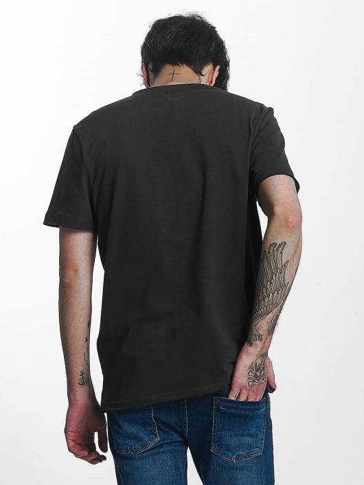 Amplified T-Shirt Misfits Skull gray