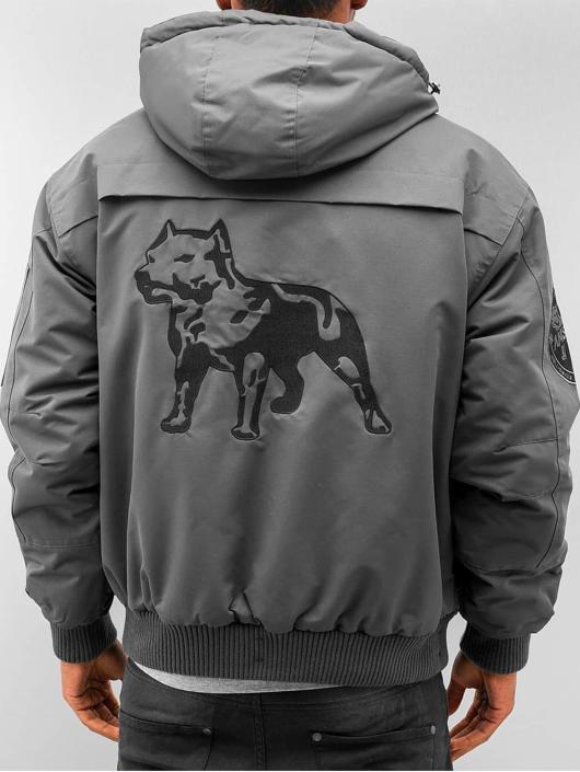 Amstaff Winter Jacket Conex gray