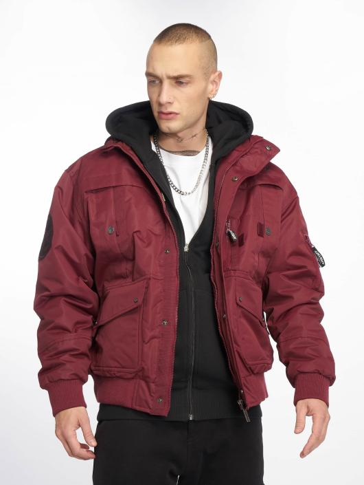 Amstaff Winter Jacket Conex red
