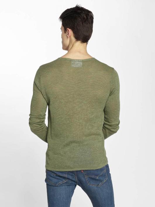 Anerkjendt Pullover Nikos Knit green