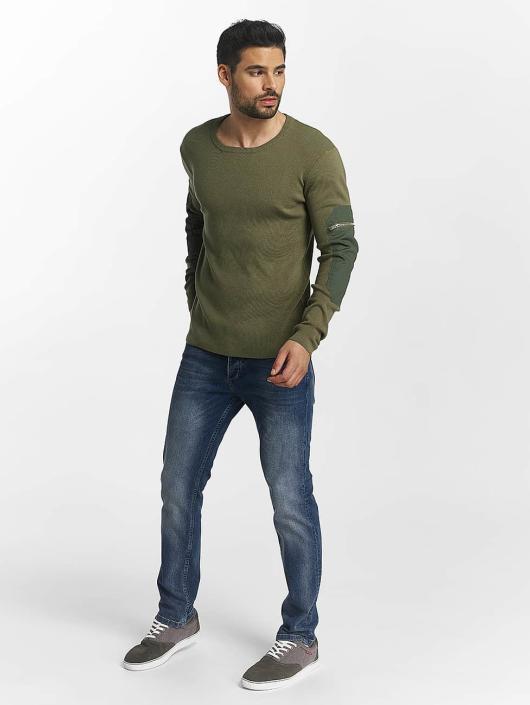Anerkjendt Pullover Mac olive