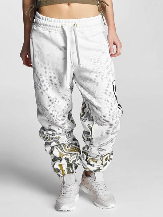 Babystaff Sweat Pant Cedia white