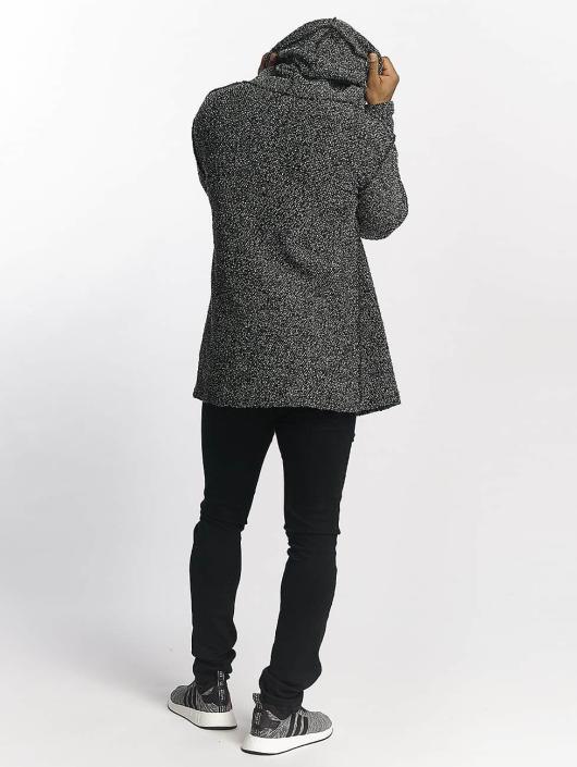 Bangastic Cardigan Mottled gray