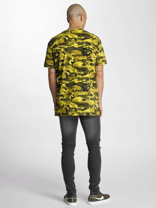 Bangastic T-Shirt Pocket yellow