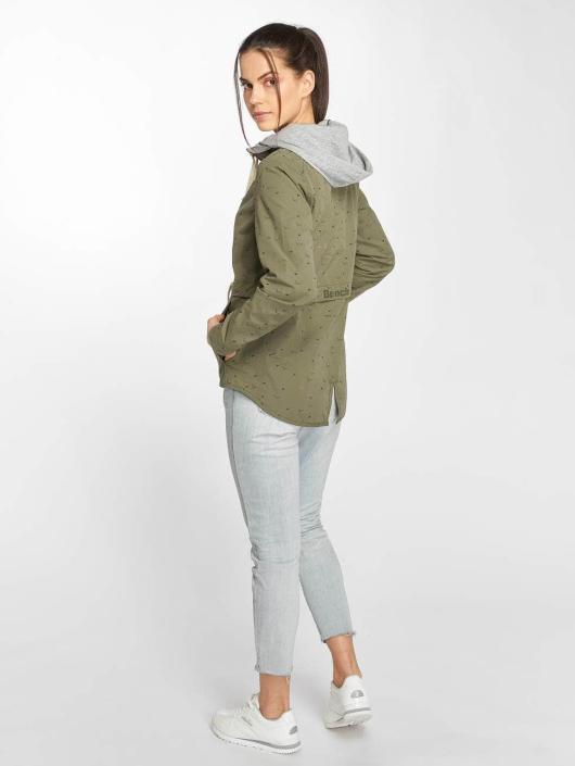 Bench Lightweight Jacket Life green