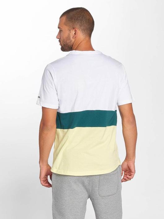 Bench T-Shirt Stripe white