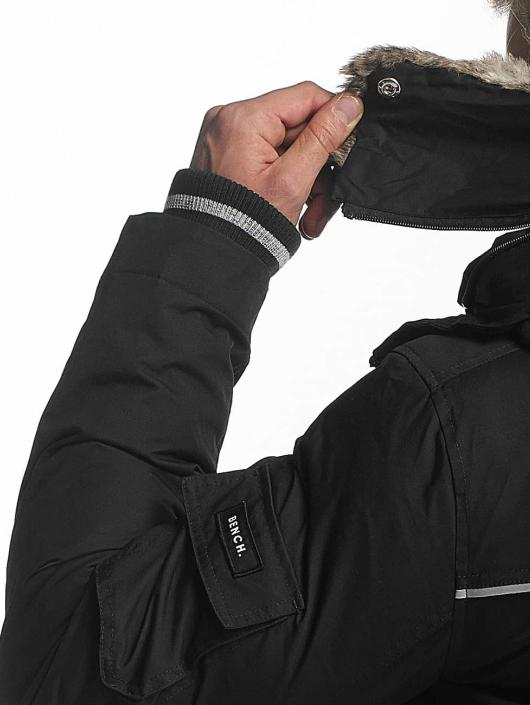 Bench Winter Jacket Nomens black